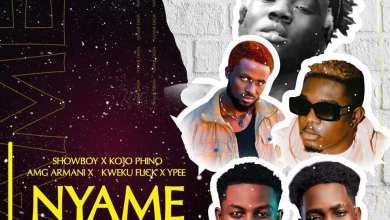 Photo of Showboy – Nyame Dada Instrumental  ft. Kojo Phino, AMG Armani, Kweku Flick & Ypee