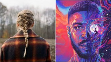 Photo of Taylor Swift 'evermore' & Kid Cudi 'Man on The Moon 3' First Week Sales Projections