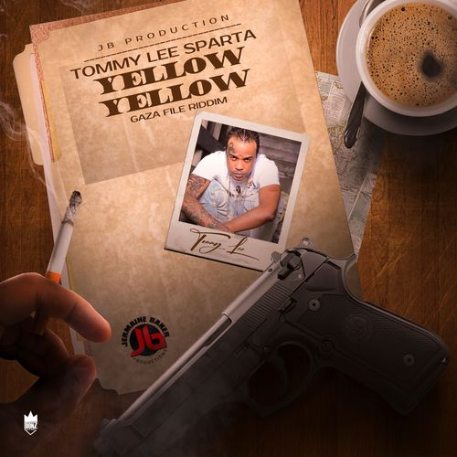 Tommy Lee Sparta - Yellow Yellow
