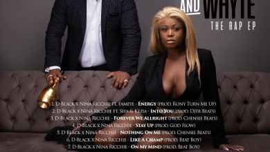 Photo of Nina Ricchie – Fiya Remix Ft Medikal (Prod. by  Doddle Beats)