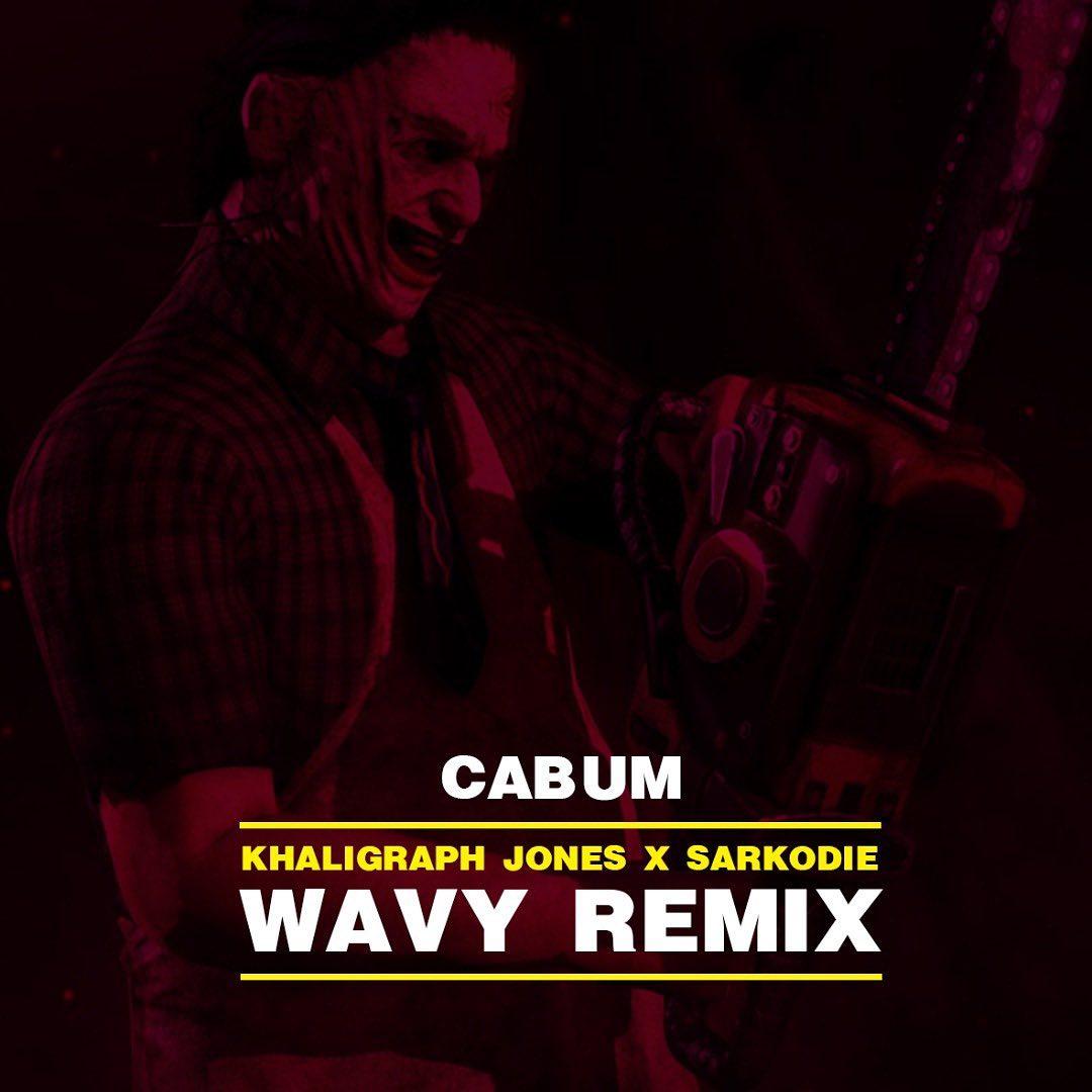 Cabum x Khaligraph Jones x Sarkodie - Wavy Remix