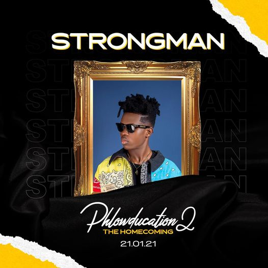 Teephlow Ft. Strongman