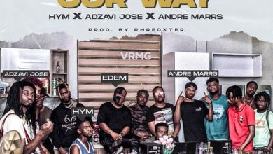 Photo of Edem – Our way ft. Adzavi Jose x Andre Marrs x Hym