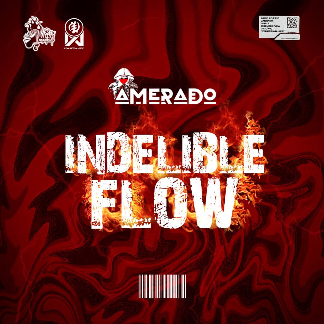 Amerado - Indelible Flow