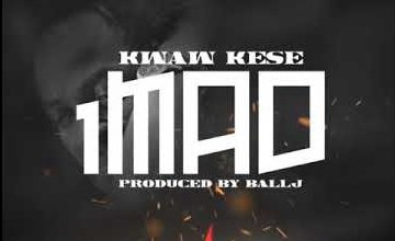 Photo of Kwaw Kese – 1Mad ft Ball J (Prod. By Ball J)