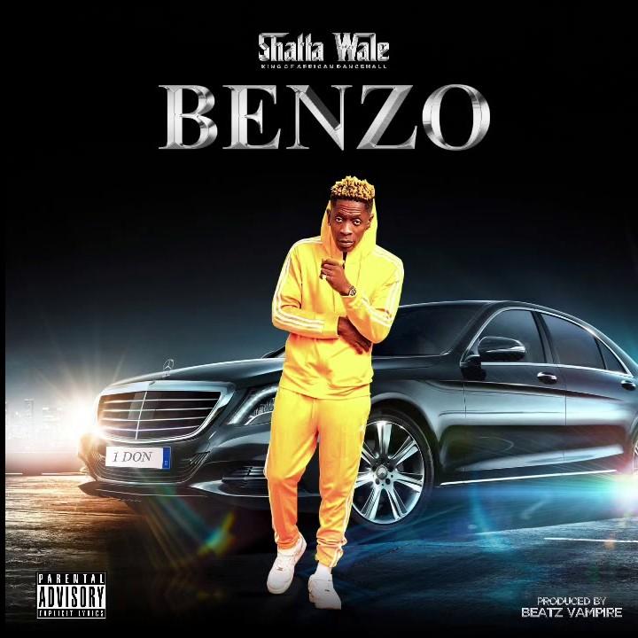Shatta Wale - Benzo (Prod. by Beatz Vampire)