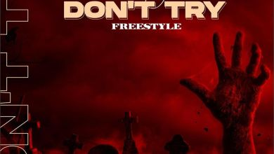 Photo of Chichiz – Don't Try (Freestyle)