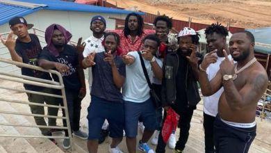 Photo of Headie One Ft. Jay Bahd x O'Kenneth x Kawabanga x City Boy x Sean Lifer x Kwaku DMC