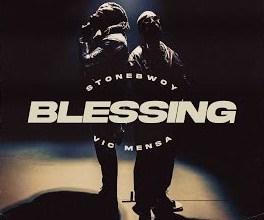 Photo of Stonebwoy – Blessing ft Vic Mensa