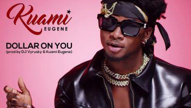 Photo of Kuami Eugene – Dollar On You (Prod. by DJ Vyrusky)
