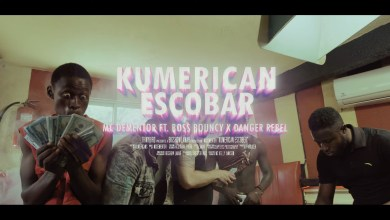 Photo of MC Dementor X Boss Bouncy X Danger Rebel x Amos K – KUMERICA ESCOBAR