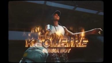 Photo of Burna Boy – Kilometre Instrumental