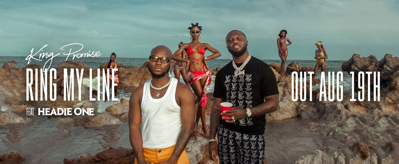 King Promise – Ring My Line Ft Headie One