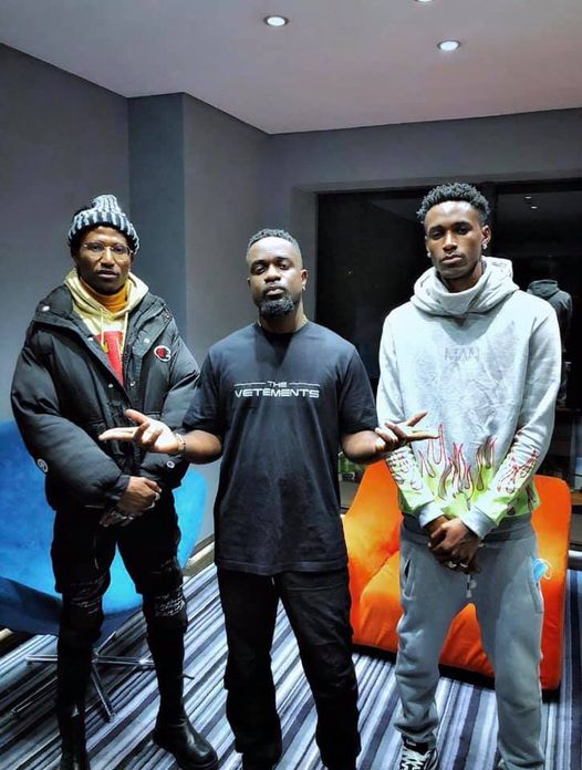 Sarkodie x Octopizzo MP3 Download