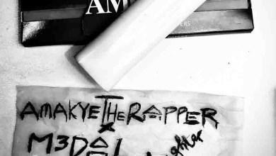 Photo of M3dal – Lighter Ft AmakyeTheRapper