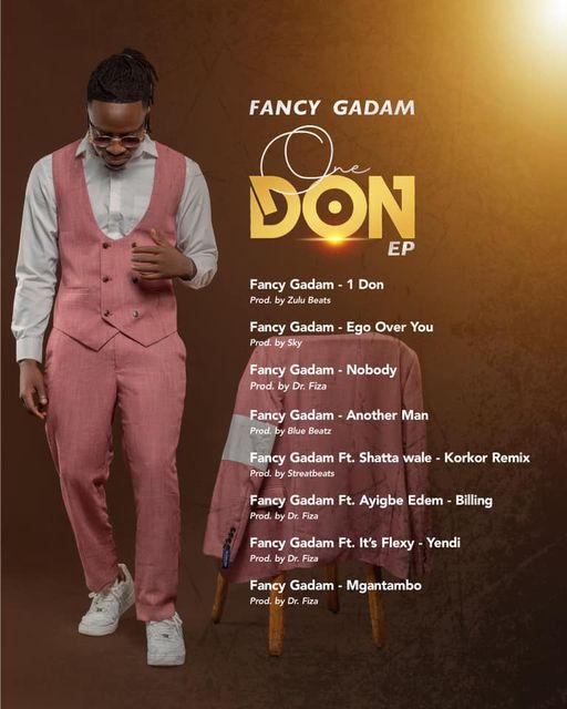 Fancy Gadam - One Don (Full EP)