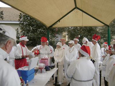 Christmas Ball 2009 Grand Haven Croquet Club