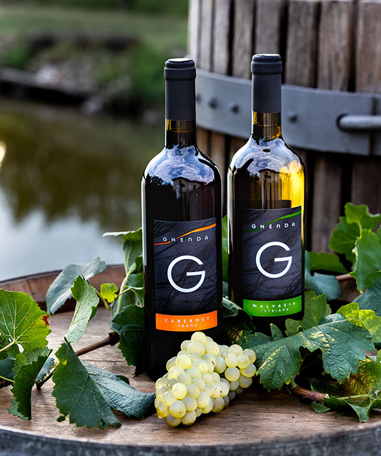 az agricola Fausto Ghenda vendita vini marano