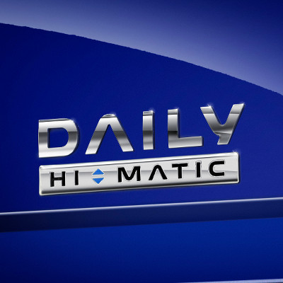 Daily HiMatic con cambio automatico