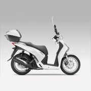 Honda SH 150i Sporty Noleggio All-Inclusive