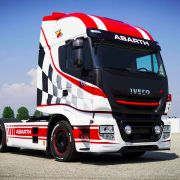 Iveco Stralis AS440S48T/P Abarth