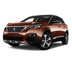 Peugeot 3008 BlueHDI 120CV Noleggio All-Inclusive