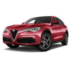 Alfa Romeo Stelvio 210 CV Diesel Noleggio All-Inclusive