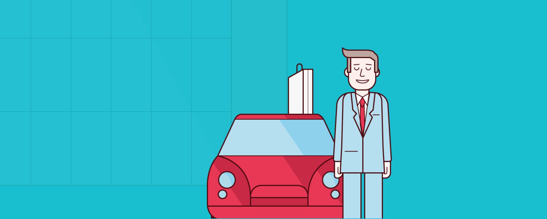 ALD mobility solutions noleggo per professionisti
