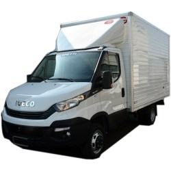 IVECO Daily 35S12 CAB Business con furgone in lega