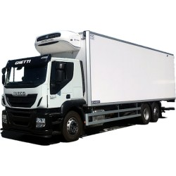 IVECO Stralis AT260S46 con cella frigo