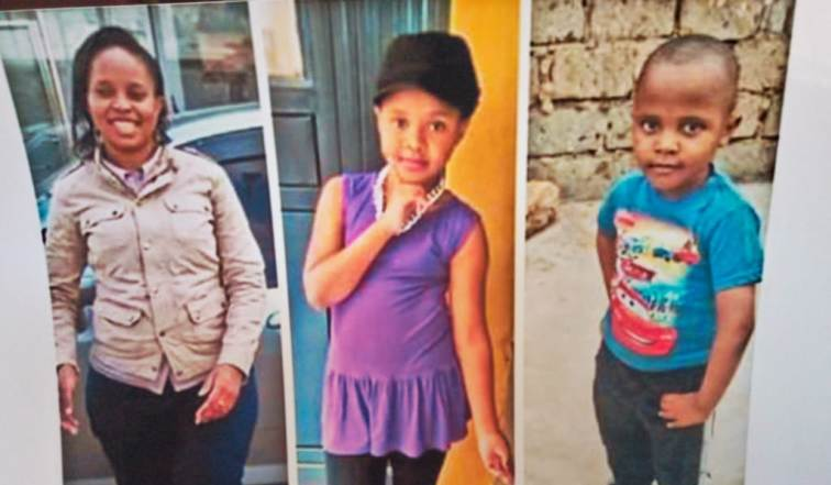 Woman, Two Children Mysteriously Missing After Visit To Ex husband