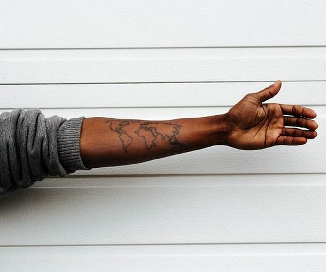 Tatuajes Que Brillan En La Oscuridad Ghetto Youth Tattoo