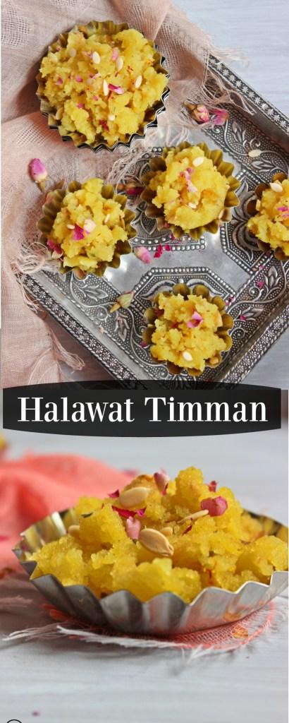Halawat Timman
