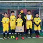 冬休みミニカップ U-12