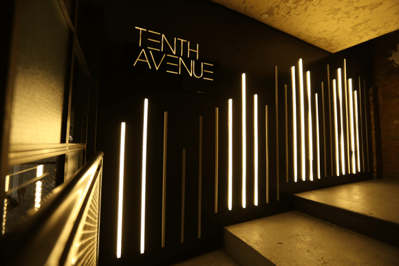 Tenth Avenue - Rooftop Bar, Eatery and Pizzeria 01004