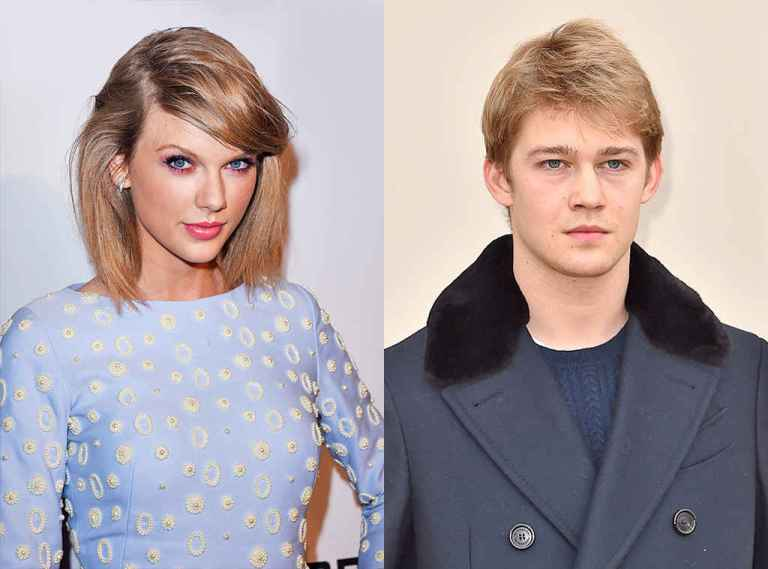Taylor Swift Spotted With New Boyfriend Joe Alwyn For First Time Report