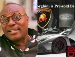 Ashanti Gold CEO Loses Lamborghini In A Bet