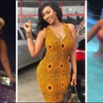 Hajia4Real Puts Her Curvaceous Body On Display In Bikini As She Swims (Video)