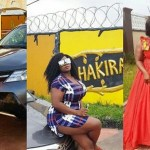 Tracey Boakye Boost Her Fleet With Another Expensive Car (Photos)