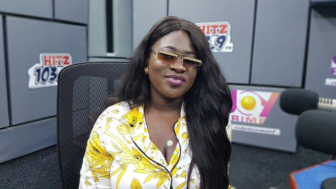 Sister Afia jabs Ghanaian artistes