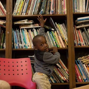 Meet 4-Year-Old African American Boy Who Reads 100 Books In A Day