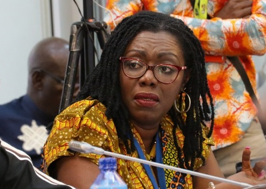 Only Witches Are Complaining of Hardship Under Nana Addo  – Communications Minister, Ursula Owusu