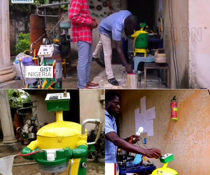 VIDEO: 22-Year Old School Dropout Manufactures Water-Powered Generator From Scraps