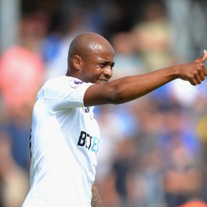 Andre Ayew Gives 2 Assists As Swansea City Beat QPR