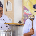 Female Kenyan chef now record holder