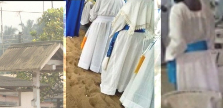 Ghanaian Pastor Busted For Allegedly Hiring Men To Have S£x With His Wife As Rituals To Get Prophetic Powers (Video)
