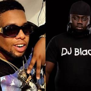 'Your Name Isn't Even Part Of My Best DJs In Ghana – D Black Tells DJ Black