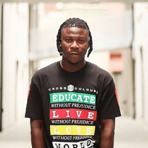 Stonebwoy Wins Best Video With Kpo K3k3 & The Overall Best Male Artiste Awards At The African Entertainment Awards- USA