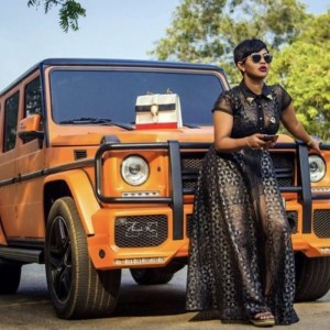 The Rich Lifestyle Of Nana Ama McBrown- Check Out Her Luxurious Cars