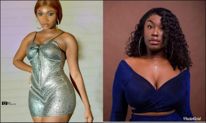 Cocotreyy and Wendy Shay